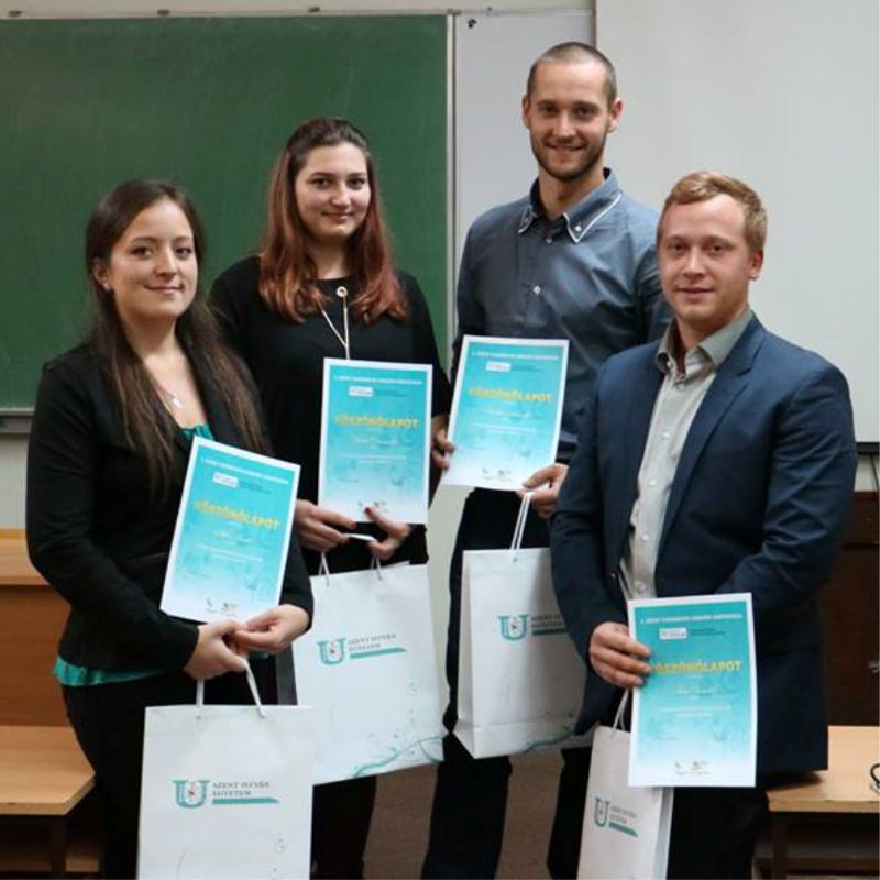 3. Zentai Tudományos Diákköri Konferencia